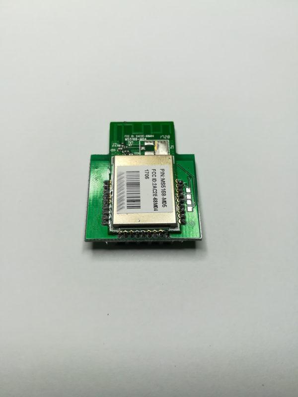 module radio MS5128 face